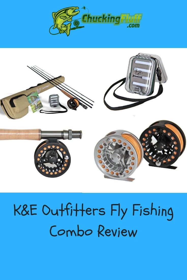 K E Outfitters Fly Fishing Combo Review Fly Fishing Fly Fishing Basics Fly Fishing Beginner