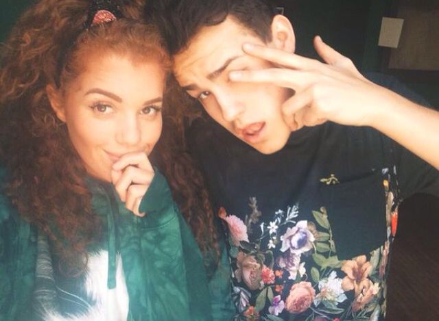 Jacob Whitesides And Mahogany Lox Jox
