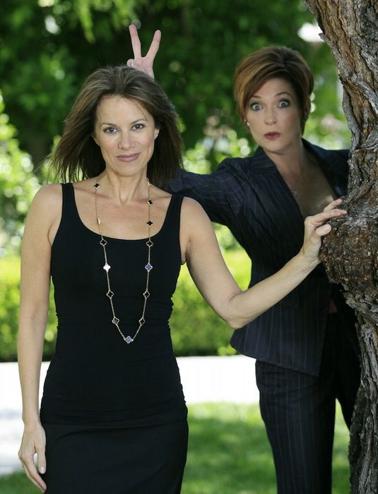 Alexis and Diane GH