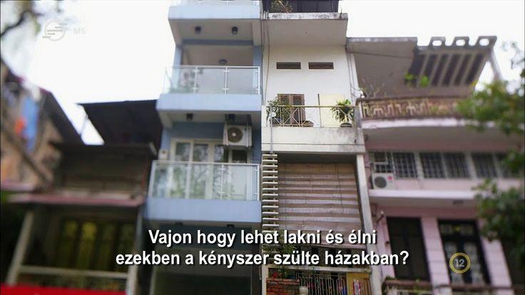 Mutasd meg, hol élsz! 16. - Vietnam - A hanoi csőházak