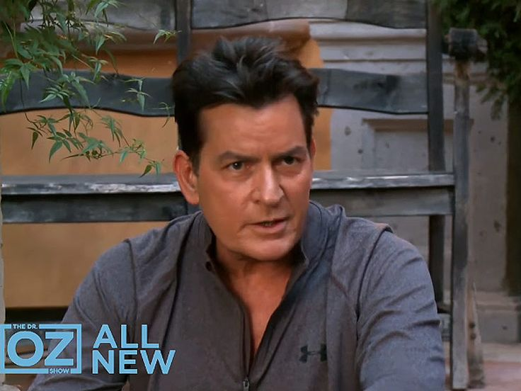 He is a funny man: Charlie Sheen Temporarily Went Off HIV Medications to Seek Alternative Treatment in Mexico: 'So What? I Was Born Dead'