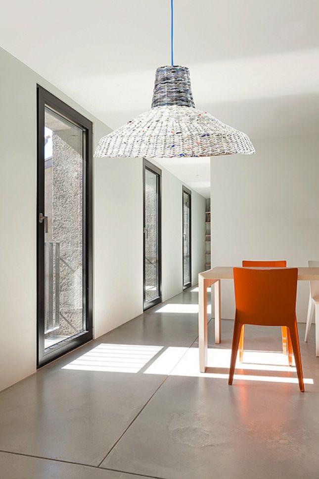 Oryginalne, recyklingowe lampy z papieru to tylko jedna z wizytówek Barbórka Dizajn. Zobaczcie inne autorskie projekty tej marki.