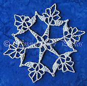 Ravelry: Acquisition Snowflake pattern by Deborah Atkinson