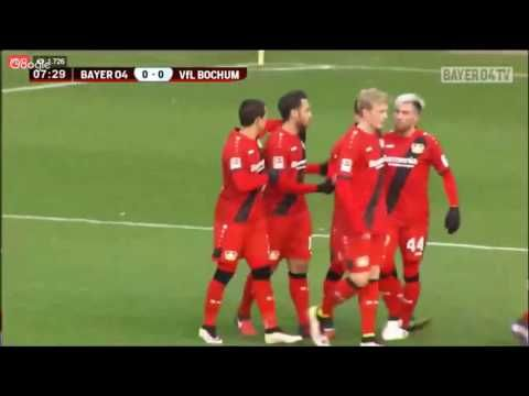 Bayer 04 Leverkusen vs Bochum - http://www.footballreplay.net/football/2017/01/17/bayer-04-leverkusen-vs-bochum/