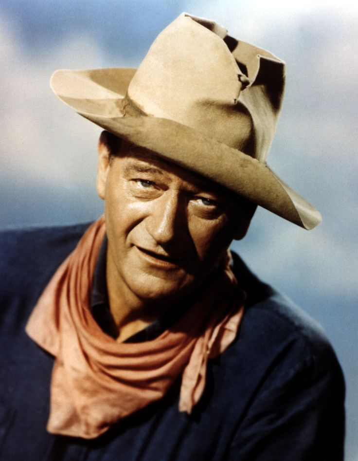 I grew up watching John Wayne. The Searchers, Cowboys, Rio Bravo, McLintock, She Wore a Yellow Ribbon, True Grit, all classics and all my favorite.