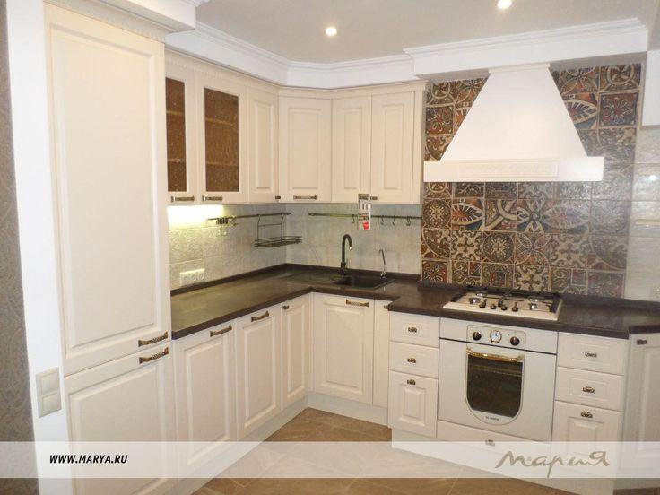 Дизайн кухни, фото, более 3000 проектов кухонь, портфолио дизайнеров - Мария