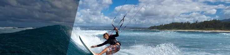 Felix Riding the Method.  #method #switch #switchkites #kitesurfing