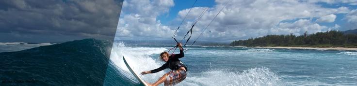 Felix Riding the Method.  #method #switch #switchkites #kitesurfing
