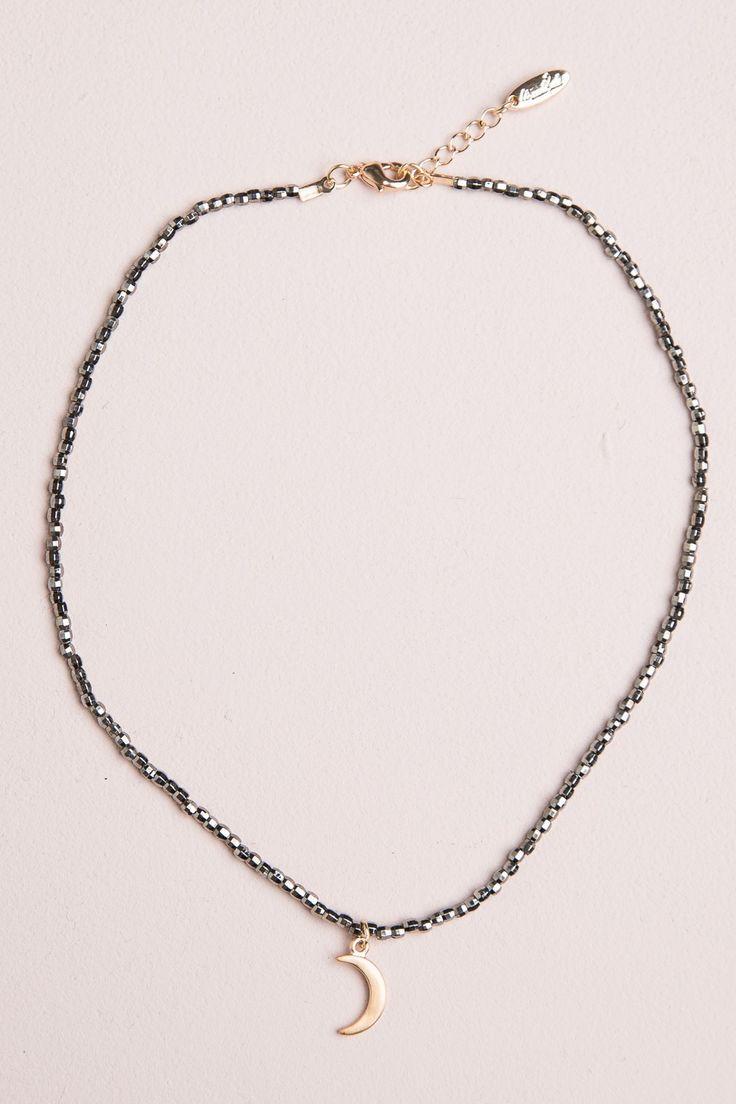 accessoires bijoux Brandy ♥ Melville | Tour de cou en perles de lune – Bijoux – Accessoires