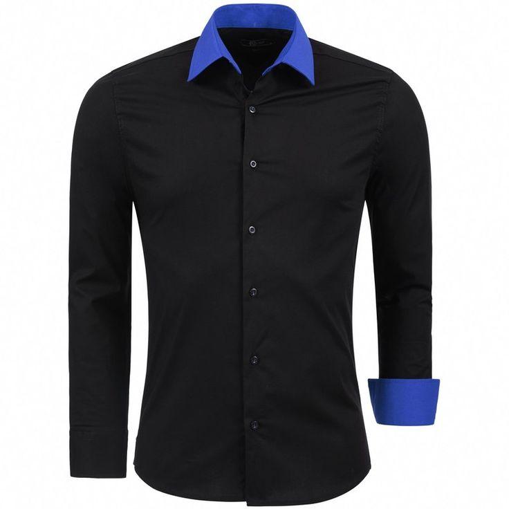 New Arrivals 👍👍 | Prachtige slim fit overhemden | maten S t-m XXXL !! |  Only €29,99,- p.s  🇮🇹️ www.italian-style.nl 🇮🇹️  - Vragen? bel 0527-240817 of mail naar info@italian-style.nl - Snelle levering  - Ruime collectie - Webshop keurmerk - Scherpe prijzen #herenmode #overhemd #stoer #italian #style