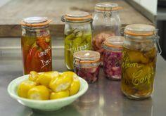 Маринады. Маринованые овощи