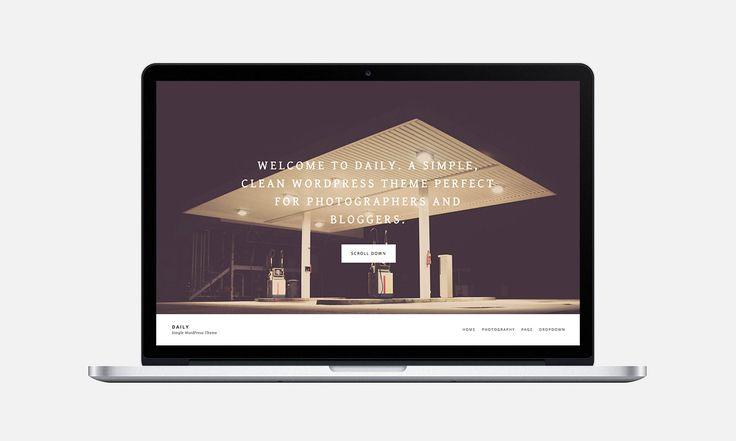 Daily theme - Brodziak Studio - Projektowanie graficzne | Grafik Freelancer Web Designer Portfolio Wrocław