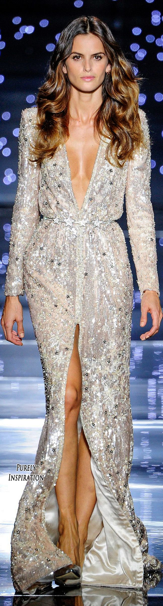 Zuhair Murad Fall 2015 Haute Couture | Purely Inspiration