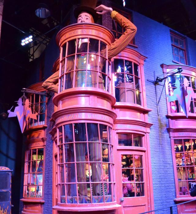 Add an Easy Day Trip to a London Visit - Here are 16 Stunners to Try: Warner Brothers Studio Tour London: The Making of Harry Potter