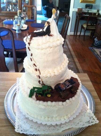 A true Redneck cake...