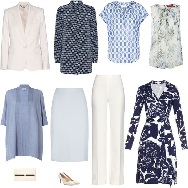 how to start a professional wardrobe