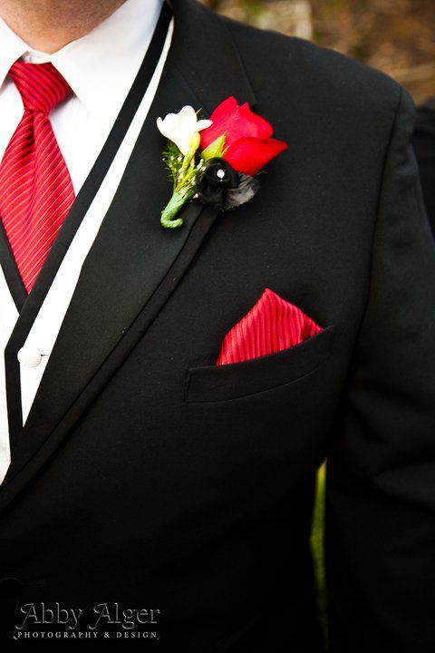 17 Best ideas about Black And Red Suit on Pinterest | Black and ...