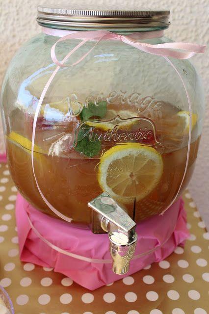 Όρεξη να 'χεις .../Oreksi na 'xeis: Strawberry lemonade