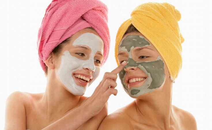 Natural mask is important for skin care, we have to be careful about it.