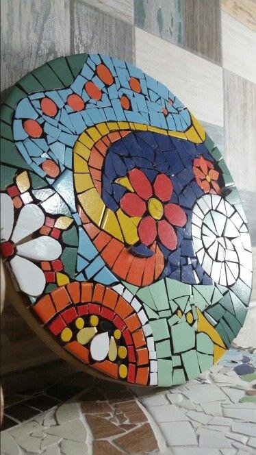 By Dri Bonati Abstrato 30 cm