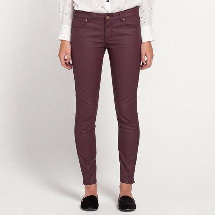 Dotti Fashion Coated Tube Jean