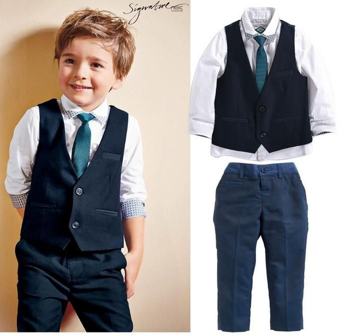 cute page boy outfits - Google Search