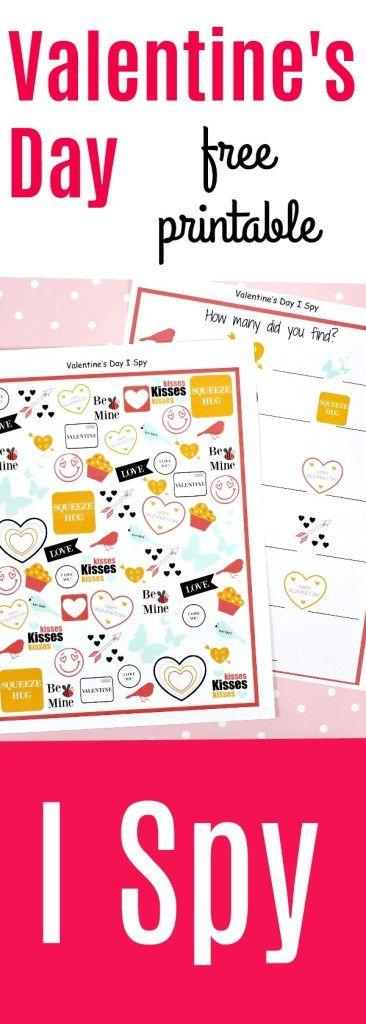 Free Valentine's Day I Spy game for kids! #Freeprintable #valentine #valentine'sday #valentinesdayispy #ispyfreeprintable #kidsgames #freeprintablesforkids #freevalentinesdayprintables #kidsactivities #valentinesdayparty #valentinesdaypartyideas #valentinesdayactivitiesforkids #valentinesdaypartyactivities