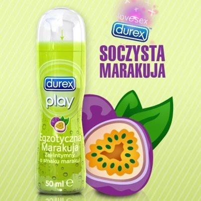 #Durex Play - Marakuja