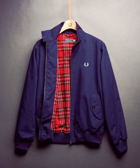 Fred Perry - Harrington Jacket
