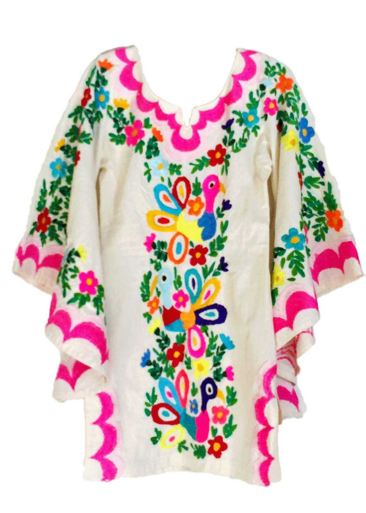 Pavao Dress. MexicoTruckFashion TrendsWedding IdeasBeachDressesProductsMexican  EmbroideryHippy Chic