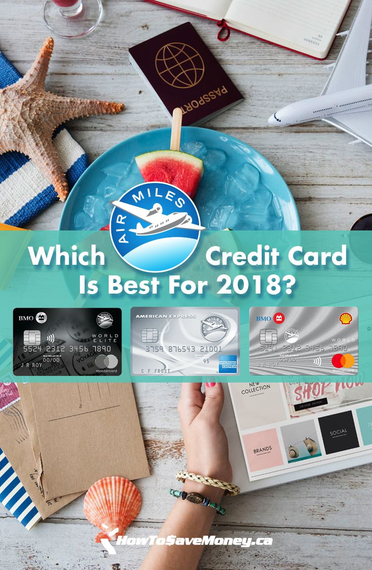 The easiest AIR MILES credit card comparison you'll ever find that combines all the features you want into one simple score. Get the BEST card guaranteed!