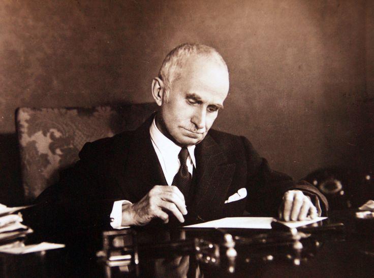 Luigi Einaudi - Secondo presidente della Repubblica Italiana