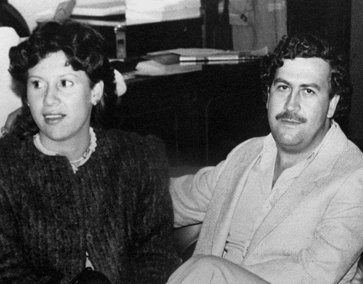 Pablo Emilio Escobar Gaviria was a Colombian drug lord and drug trafficker.