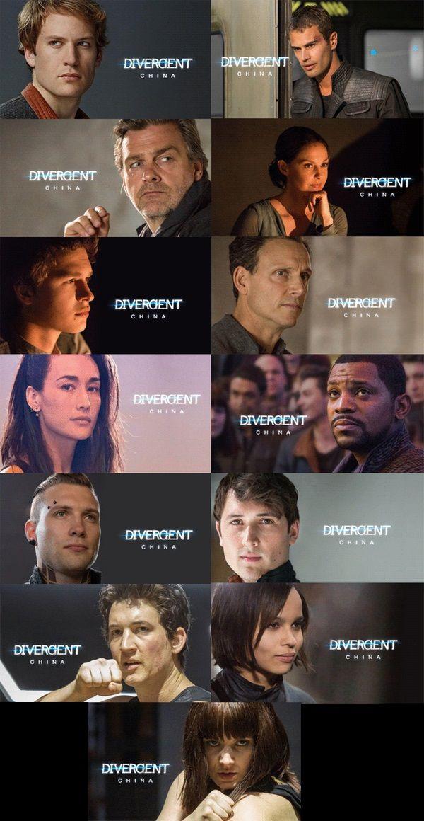 divergent movie | NEW! Divergent Movie STILLS! | Books Movies Fandoms
