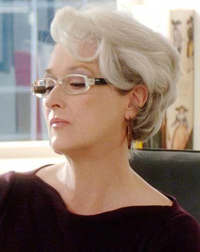 Meryl Streep El Diablo viste de Prada