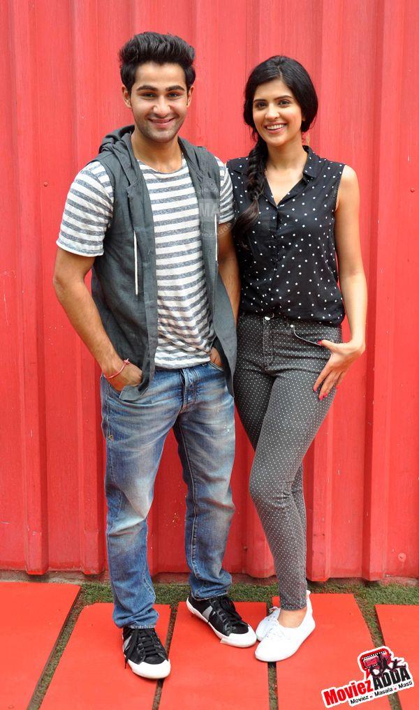 Armaan and Deeksha at Smaash