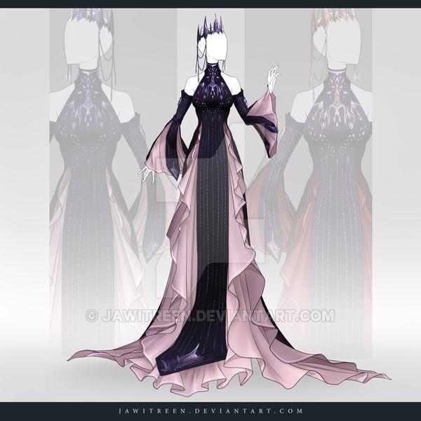 Evil Queen Perhaps Fantasy Clothing