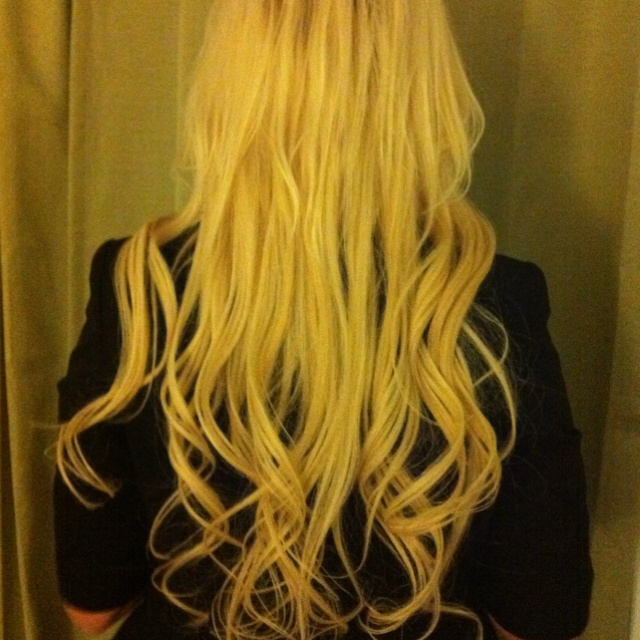 Hairbykaella Full Head Of Dream Catchers Hair Extensions