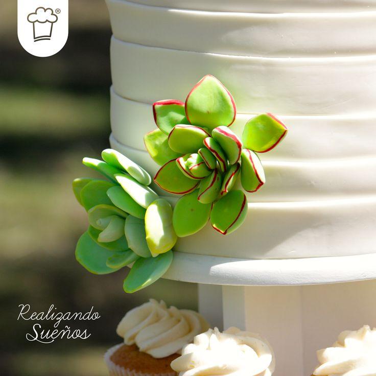 #cake #wedding #weddingcake #bigday #succulent