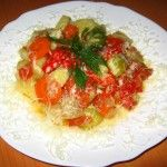 Legume la cuptor | Retete dietetice | Bucataria Romaneasca