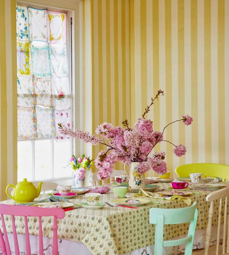 Styling by Selina Lake: Friday Inspiration - Spring Pastels - Photography by Sussie Bell