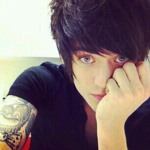The eyes that make my heart stop!<3