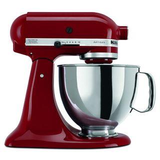 KitchenAid RRK150GC Gloss Cinnamon Artisan Series 5-quart Stand Mixer | Overstock™