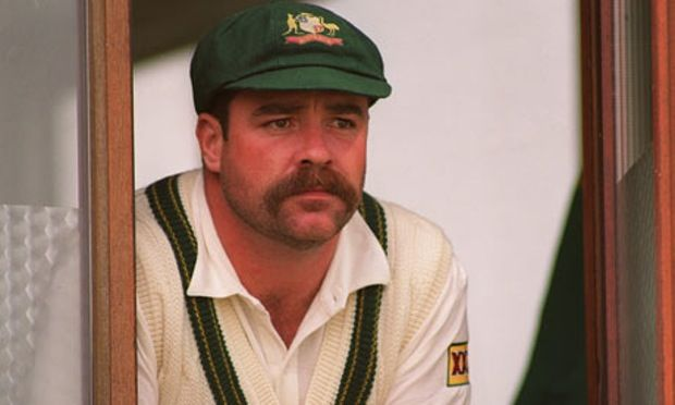 The moustache is one of the glories of Australian sport