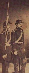 Uniforms of the Washnington Artillery