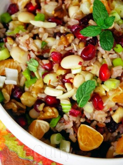 Heart-Healthy Foods That Can Help You Lose Weight: Cold Rice Salad, Beans Rice, Provident Family, Rice Stir Ins, Lose Weight, Rice Salad Healthy, Healthy Fruits, Heart Healthy Foods