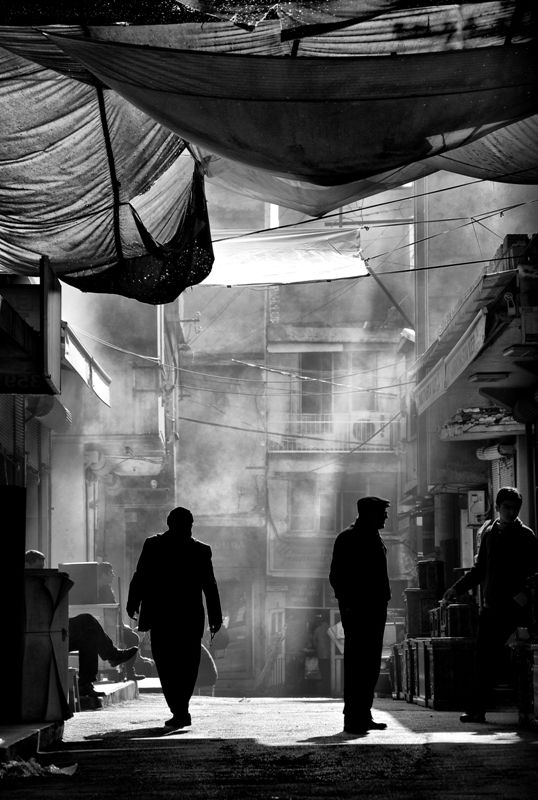 """""""OLD ADANA - Seyhan, Adana Turkey"""" Love the lighting and contrast between the environment and the subjects :)"""