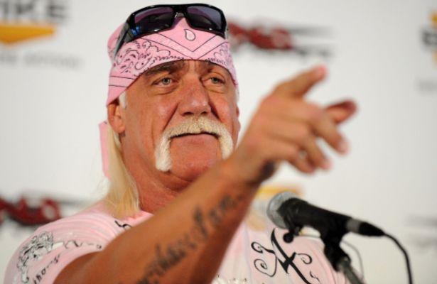 Hulk Hogan -- Rips Ex-Cowboys Player ... My Daughter's Fiance Was a B---h