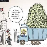 Images La sénatrice Wallin... Images drôles Caricatures sur Humour.com