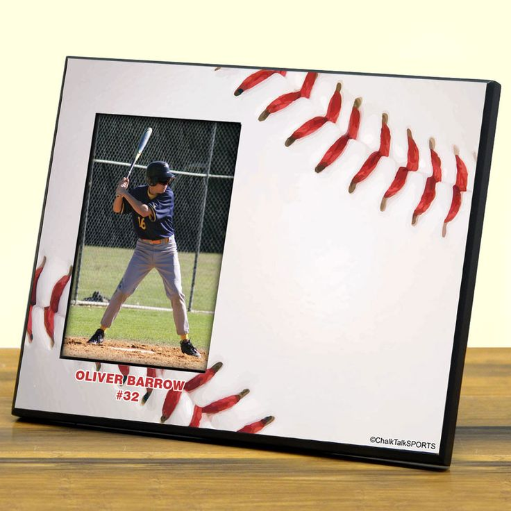 personalized photo frame ball graphic baseball photo frames baseball picture displays